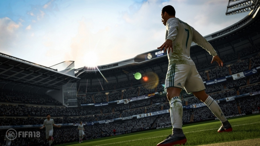 The World's Game EA SPORTS FIFA 18 is Available GamerTip